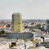 Finalist - Europe: ADAC Headquarters, Munich, Germany by Sauerbruch Hutton Architekten © Jan Bitter