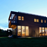 Daniels Lane in Sagaponack, NY by Martin Architects PC