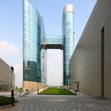 Taizhou Medical City Convention Center in Taizhou, China by Futurepolis