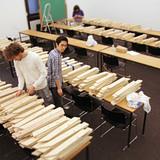Production, Sorting Facility (Photo: Jennifer Chang)