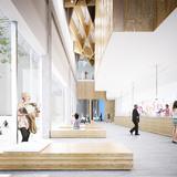 Finalist: Manon Asselin, Architectes in collaboration with Jodoin Lamarre Pratte, Architectes