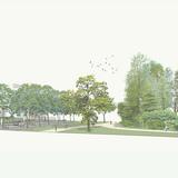 Visualization, Park Zone © West 8 urban design & landscape architecture