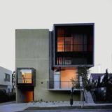 Orange Grove in West Hollywood, CA by Brooks + Scarpa (Photography: Marvin Rand)