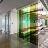 Skanska USA Building in Parsippany, NJ by Ted Moudis Associates
