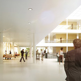 Rendering interior (Image: Henning Larsen Architects)
