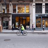 Van Alen Institute's ground floor space at 30 West 22nd Street in Manhattan