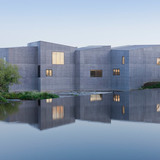 Yorkshire Winner 2012: The Hepworth Wakefield, Wakefield - David Chipperfield Architects (Photo: Iwan Baan)