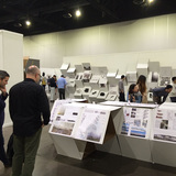 Thesis exhibit 2014. Image courtesy of RISD Interior Architecture Department.