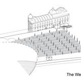 HASSELL + Herzog & de Meuron's winning entry: The Western Market