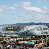 EU Winner 2011: Aviva Stadium; Architect: Populous/Scott Tallon Walker; Client: Aviva Stadium (Photo: Donald Murphy)