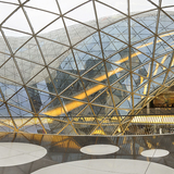 Myzeil shopping center, Frankfurt Germany. Architects Massimiliano & Doriana Fuksas © Pygmalion Karatzas