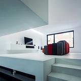 House Halffloors in Espinho, Portugal by 1+1 Arquitectos, Lda. (Team member: Pedro Brito)
