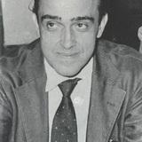 Oscar Niemeyer in the 1950s via WikiMedia