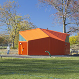 Comfort Stations (on Randalls Island) by RZAPS