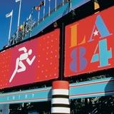 Some of Sussman's work for the 1984 Olympics, image via sussmanprejza.com.