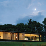 LM Guest House in Dutchess County, NY by Desai Chia Architecture; Photo: Paul Warchol