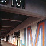 J. Magnin Department Stores (cir. late 60s), design by Deborah Sussman in collaboration with Frank Gehry and other architects. Image courtesy of WUHO.