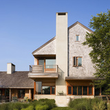 Residence in Wainscott, NY by Lee H. Skolnick Architecture + Design Partnership