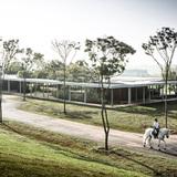 Fasano Boa Vista, Centro Equestre, Porto Feliz, Brazil. Image: ESPASSO