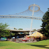 Spokane 1974 Worlds Fair, Celebrating Tomorrows Fresh New Environment, United States Pavilion, 2007 © JADE DOSKOW