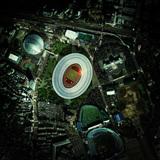 Mass plan (Image: MenoMenoPiu Architects & FHF Architectes)
