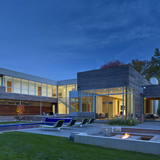Shaker Heights Home by Dimit Architects. © Brad Feinknopf