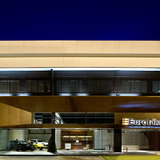 Showroom Eurobike - Porsche in Brasília, Brazil by 1:1 arquitetura:design