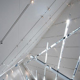 The Crystal by Daniel Libeskind at Royal Ontario Museum (ROM), interior, Toronto, ON © Sam Javanrouh