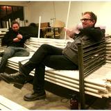 Bench/PVC storage device by Farid Rakun as bench