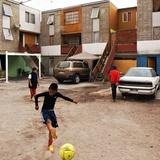 Quinta Monroy in Iquique, Chile, designed by Alejandro Aravena. Image via theguardian.com.