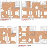 Unit plans (Image: Samuel Pitnick)