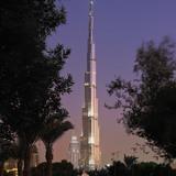 Burj Khalifa night, Photo: James Steinkamp © AS+GG