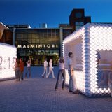 Second Prize: Malmi Waffles by Arklab Sthlm (Sweden)
