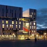 Uppsala Concert & Congress Hall, 2007 (Image: Henning Larsen Architects)