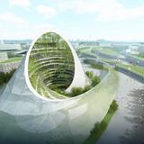 Studio Pei-Zhu (China) & Slab Architecture (USA)