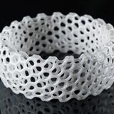 Form Labs 3D-printed bracelet (Credit: Nervous System)