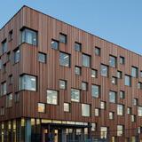 Umeå School of Architecture, 2010 (Image: Henning Larsen Architects)