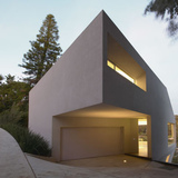 The Hill House in the Pacific Palisades. Credit: Johnston Marklee