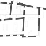 Floor plan, courtesy of ZEST Architecture.