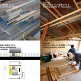 Acknowledgement Prize: Post-earthquake housing renovation, Kobe, Japan by Masaaki Takeuchi, uzulab, Japan and Shihoko Koike, Osaka City University, Japan: Creating space with old material / by the pillar system / by self-build / and connecting the internal and external by the rhythm of pillars.