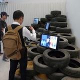 Mexican Pavillion Shenzhen Biennale via Orhan Ayyüce