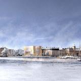 View towards Nybrokajen©David Chipperfield Architects