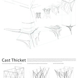 Cast Thicket, exhibition board (Image courtesy of yo_cy)