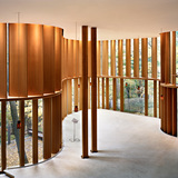 The Integral House in Toronto, Canada, by Shim-Sutcliffe Architects. Image courtesy of the MCHAP.
