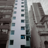 Altamira Residential Building in Rosaria, Argentina, by Rafael Iglesia. Image courtesy of the MCHAP.