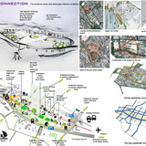 3rd Next Generation Prize: Culturally-sensitive urban master plan, Agadir, Morocco by Khalid El Jaouhari, ENA Rabat National School of Architecture, Morocco: Give priority to pedestrians, create a pole of attraction. Making the high landscape curve a promenade, the end of it is crowned by the...