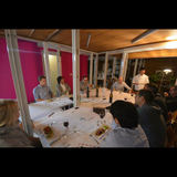 5468796 Architecture dinner/dispatch from Japan