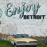John Sobczak, Bloomfield, MI. Enjoy Detroit, 2008.