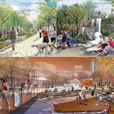Competition board by SCAPE / Landscape Architecture