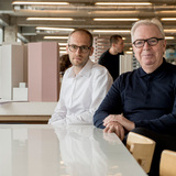 David Chipperfield selects Swiss architect Simon Kretz as 2016-17 Rolex Arts protégé